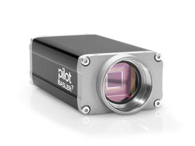 pilot GigE 系列工業相機