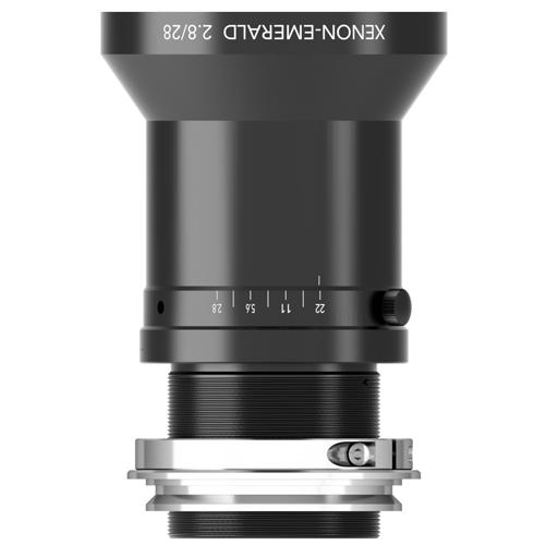 Lenses for Large Sensor 波長400-1000nm