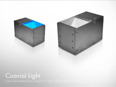 LED 外同軸光源系列
