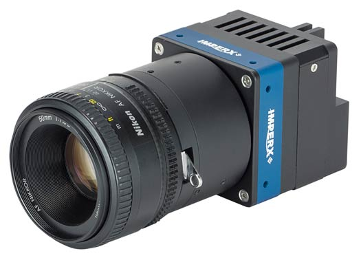 Cheetah CMOS 高速檢測工業相機