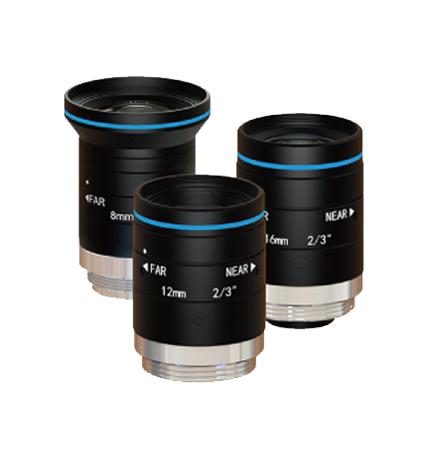 高解析光學調焦鏡頭-5M