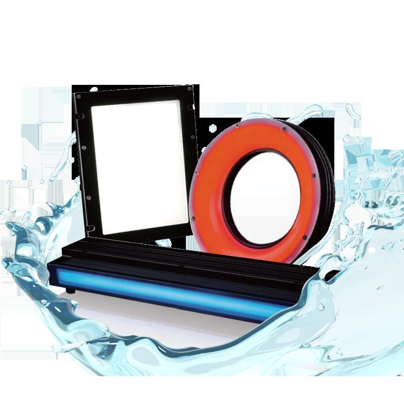 客製防水IP65 / IP67光源