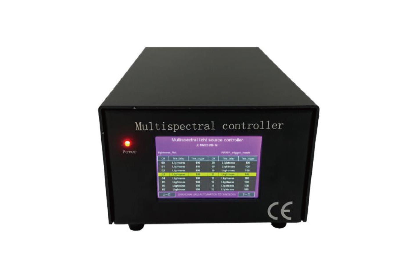 多光譜控制器